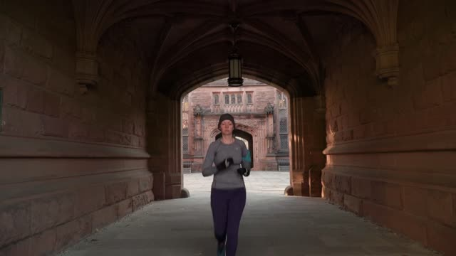 Princeton Profiles: Celeste Nelson, inspired by her students and the beauty of science