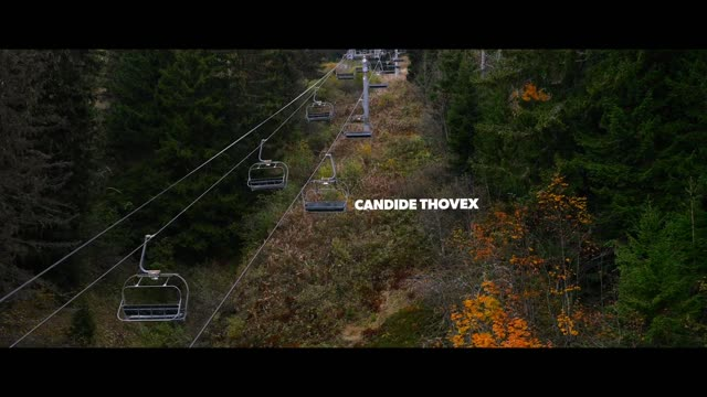 Candide Thovex -Audi quattro