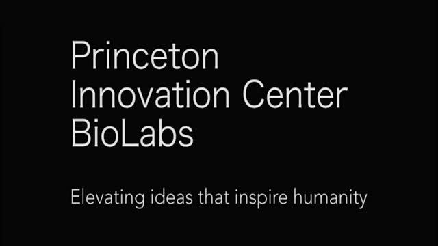 Princeton Innovation Center BioLabs space for entrepreneurs