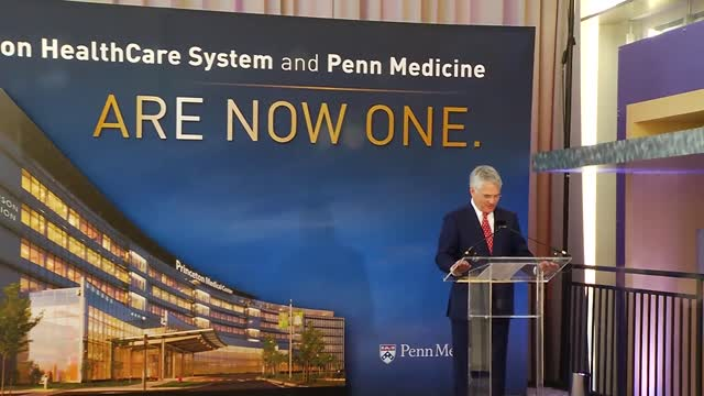 Princeton Healthcare System and Penn Medicine - Powerful Partnership
