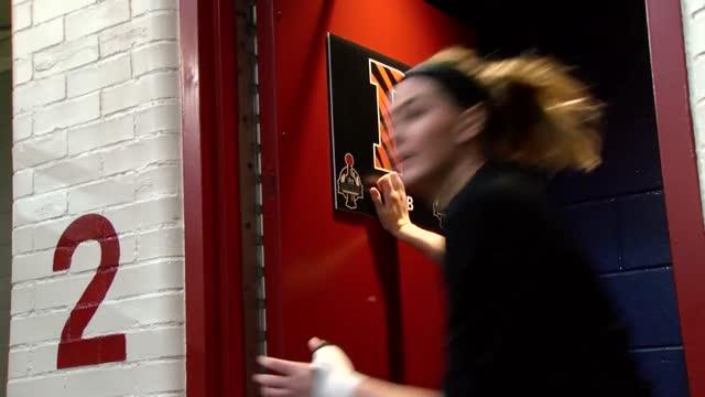 Sights & Sounds: Princeton Women Win 2018 Ivy League Tournament