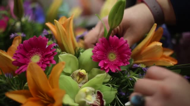 Monday Morning Flowers Video Short Version
