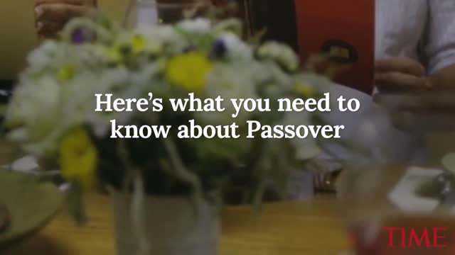 How To Wish Someone A 'Happy Passover': Celebrate The 8-Day Jewish Holiday With This Greeting -TIME