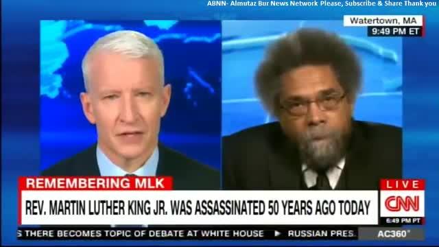 Dr. Martin Luther King - Cornel West, Princeton Prof Emeritus Speaks on Rev. Martin Luther King Jr.