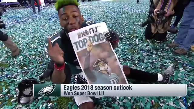 Business of the Eagles - outlook for 2018