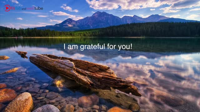 I am Grateful for - Strength!