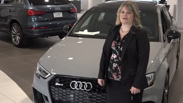 Laurie, Audi of Princeton