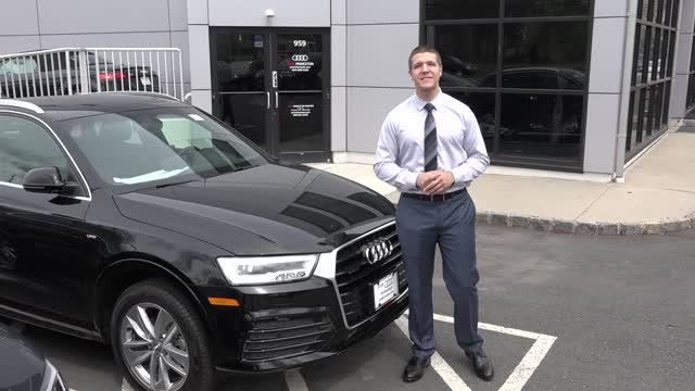 Stavros, Audi of Princeton