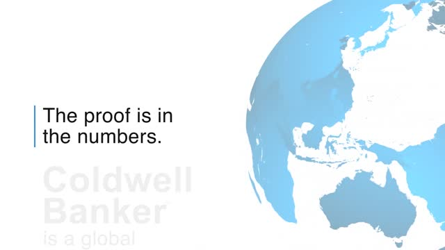 Coldwell Banker We're #1