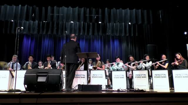 PHS Jazz Ensemble Berklee Preview 2018 Princeton High School NJ