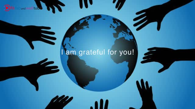 I am grateful for - global awareness
