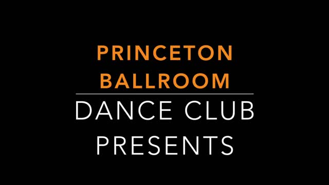 Princeton Ballroom Dance Club - Cha-Cha by the Ocean