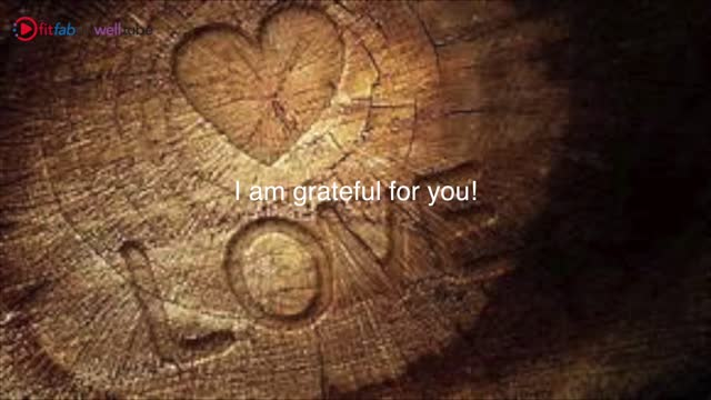 I am Grateful for - Love!