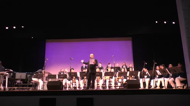 The Song is You Princeton High School Jazz Ensemble Spring Concert 2018