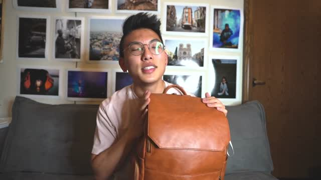 WHAT'S IN MY BACKPACK | Princeton Edition