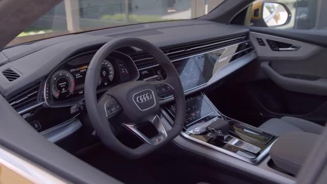 Audi Q8 Defined: Design