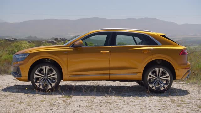 NEWEST USA Model! 2019 Audi Q8 Defined. @Audi Princeton