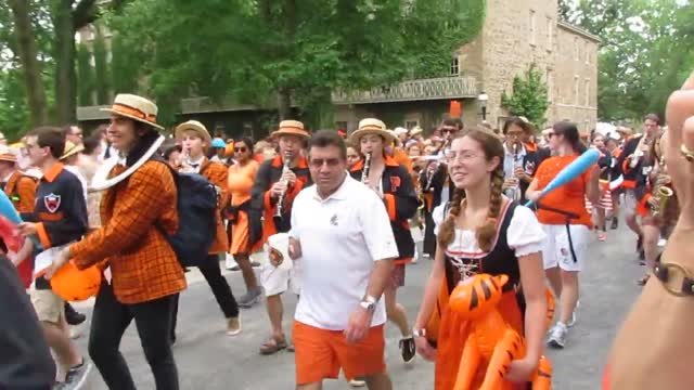 2018-06-02 Princeton University Reunions - The One and Only P-rade
