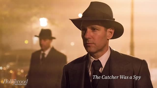 'The Catcher Was a Spy' Paul Rudd Moe Berg, Princeton '23