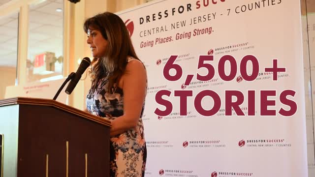 Melissa Tenzer, CEO of Dress for Success Central New Jersey