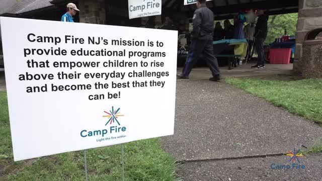 Camp Fire NJ Teens On Fire 2018 5K
