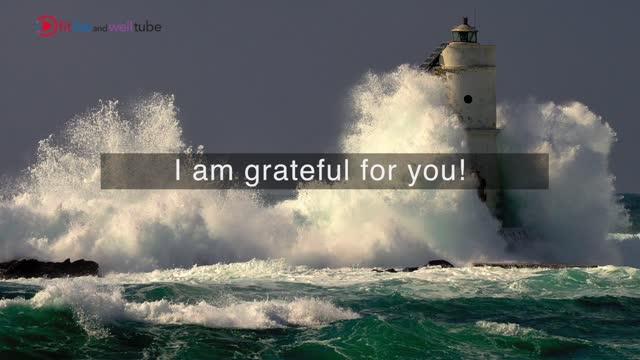i am grateful - unwavering