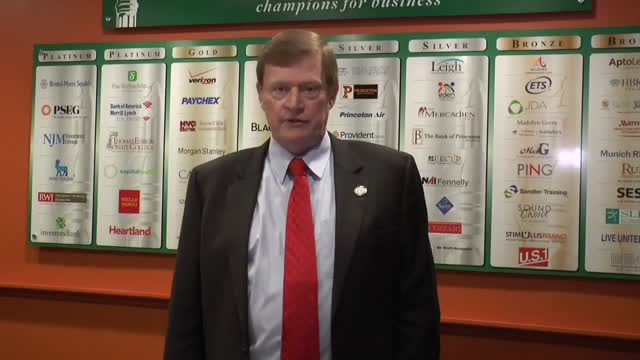 Peter Crowley Princeton Chamber CEO & YourTownTube