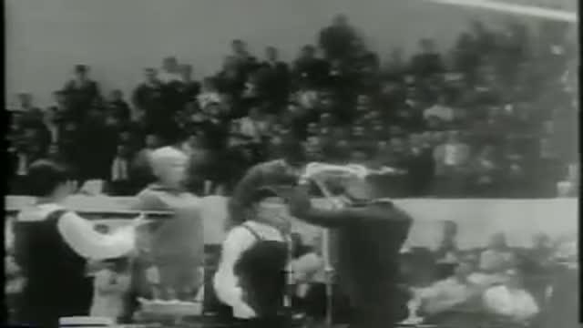 Leslie Bush 1964 Tokyo Olympics Gold Medal, Princeton Resident