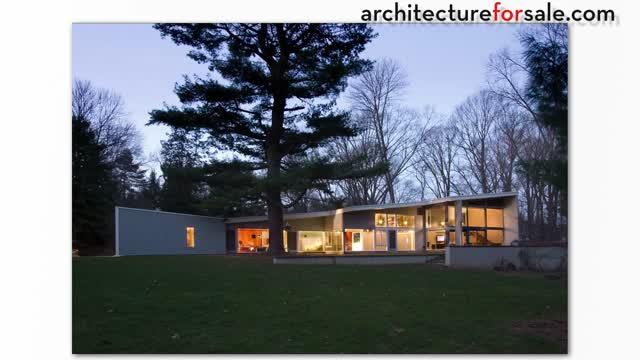 880 Lawrenceville Road, Princeton - Marcel Breuer Architecture