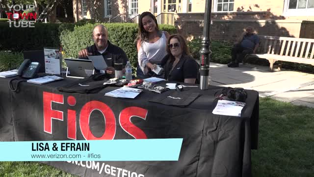Verizon FIOS Princeton Chamber Block Party