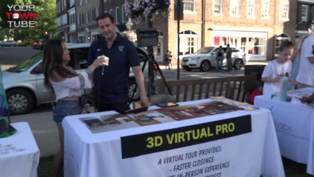 3D Virtual Pro Summer Block Party