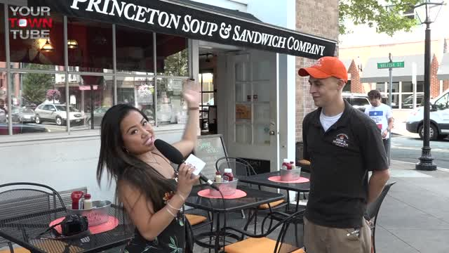 Little Vignettes from Downtown - Princeton Soup & Sandwich