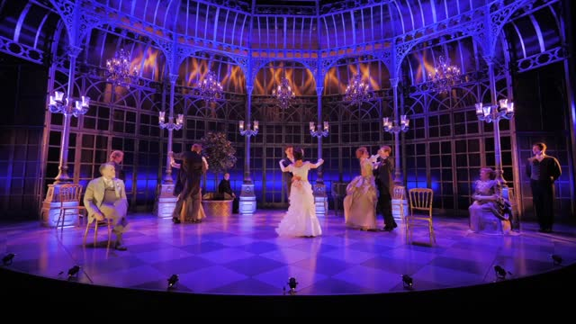 McCarter Theatre Presents 'The Age of Innocence'