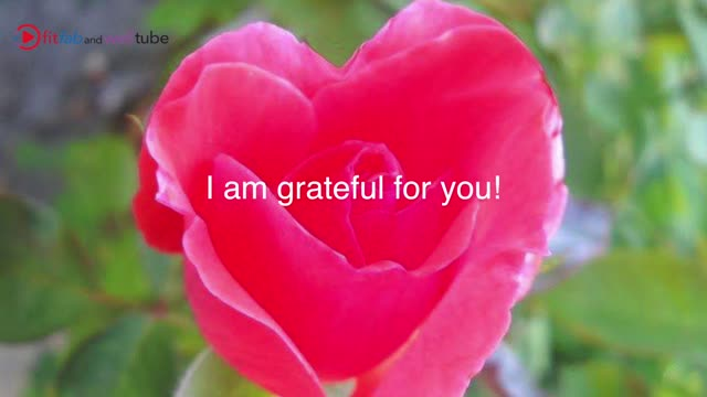 I am grateful - reality!