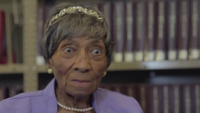 Laura Wooten, 97, Princeton, America's Oldest Poll Worker