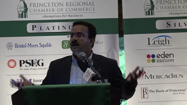 Princeton Chamber Sept.'18 Anurag Sharma  Withum