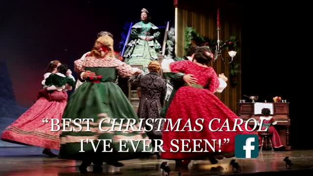 A Christmas Carol 30sec Spot - McCarter Theatre Center