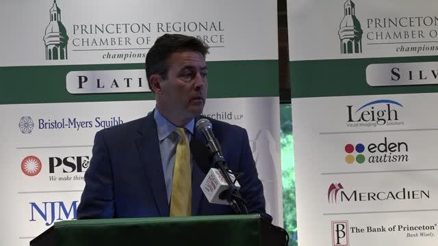 Princeton Regional Chamber 2018 Platinum Sponsors