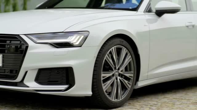Audi 2019 A6 Defined: Exterior Design