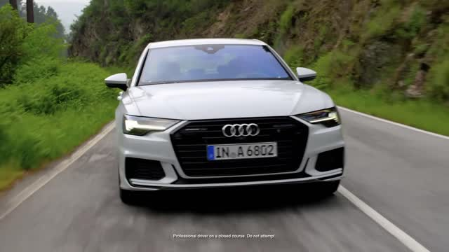 NEW AUDI A6! 2019 A6 Defined Exterior Design