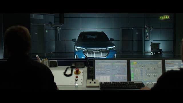 Audi e-tron Defined Aerodynamics & Aeroacoustics