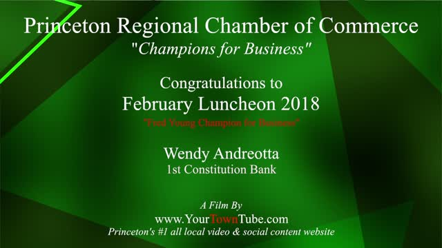 Wendy Andreotta Champion for Business