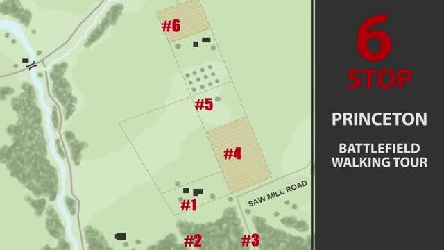 Princeton Battlefield Tour