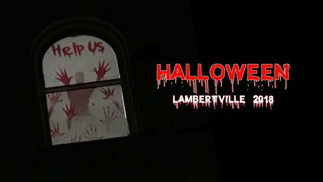 Halloween 2018 Lambertville - Chilling!