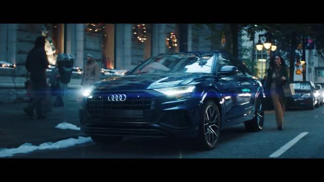 "2019 Audi Q8, A6, and A7: ""Pilot"""