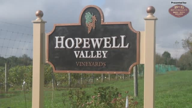Cheers To You!: Hopewell Valley Vineyards