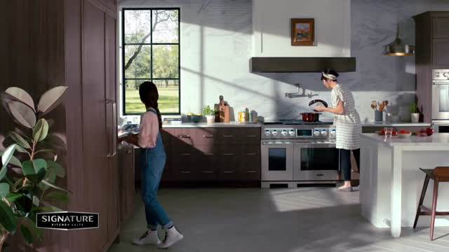 At Mrs. Gs! - 'True to food' - Signature Kitchen Suite / SKS Appliances