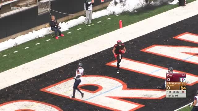 Ivy Champions! Highlights: Football vs. Penn - 11/17/18