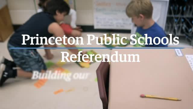Princeton Public Schools Referendum