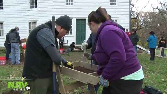 Excavating history underneath Princeton Battlefield